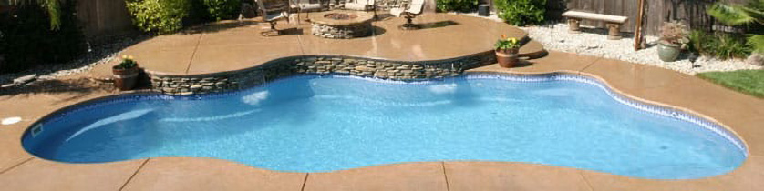 fiberglass swimming pool kits inground pool kits - Above Ground Fiberglass Swimming Pools