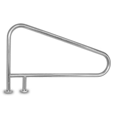 Bend Braced Swimming Pool Hand Rail