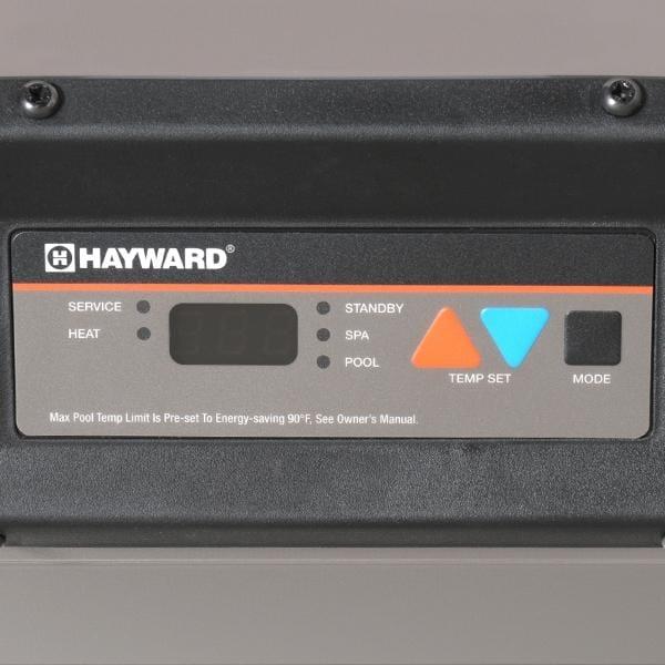Hayward universal h series low nox inground pool kits Hayward electric swimming pool heaters