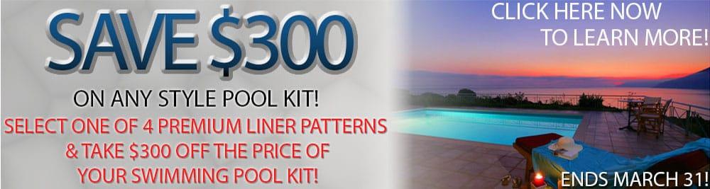 Inground Swimming Pool Kits