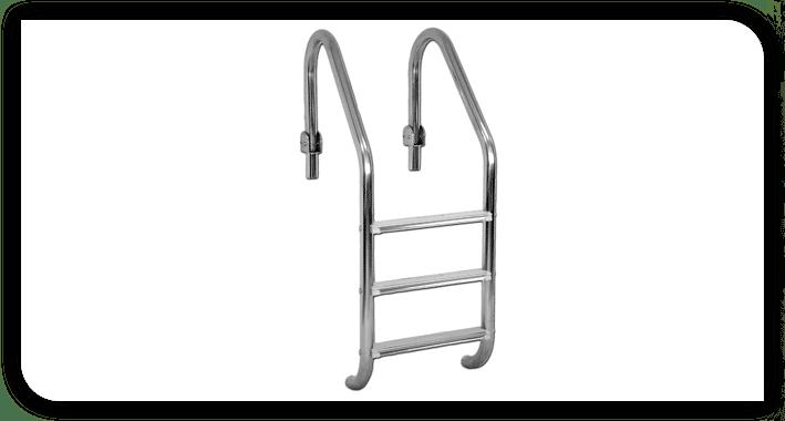 Interfab Hinge Swimming Pool Kit Ladder