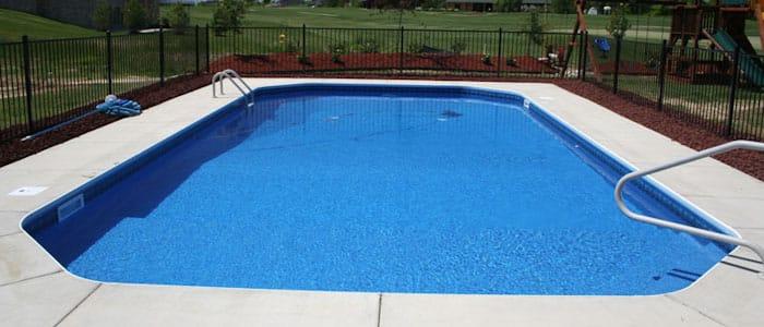 Grecian pool for Inground pool kits