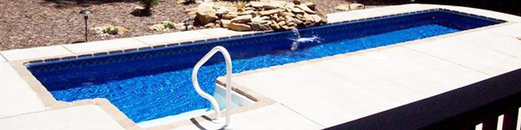 Lap Pool Swimming Pool Kits - Inground Pool Kits