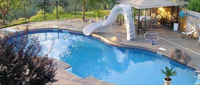 Inground pool kit styles pool warehouse swimming pool for Swimming pool oasis