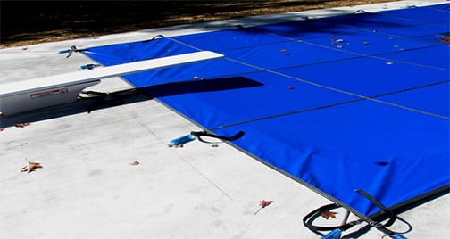 Saftery, Winter and Solid Swimming Pool Covers