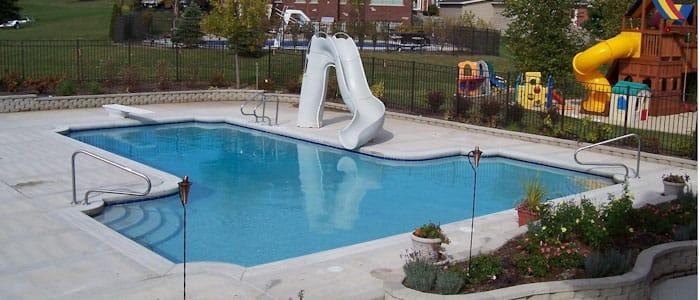 T shaped inground pool kits swimming pool kit for Inground pool images