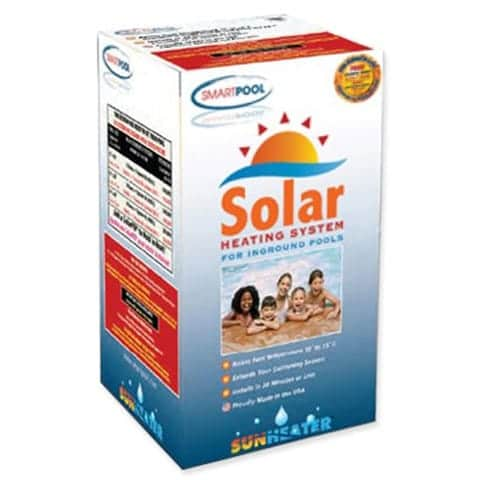 SunHeater Inground Pool Solar Panel