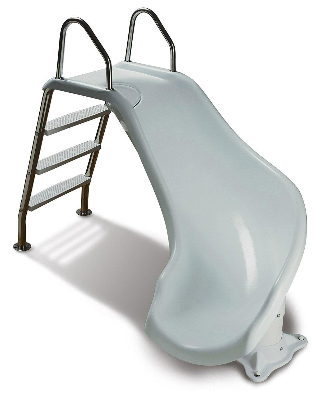Zoomerang Swimming Pool Slide Interfab Pool Slide Pool