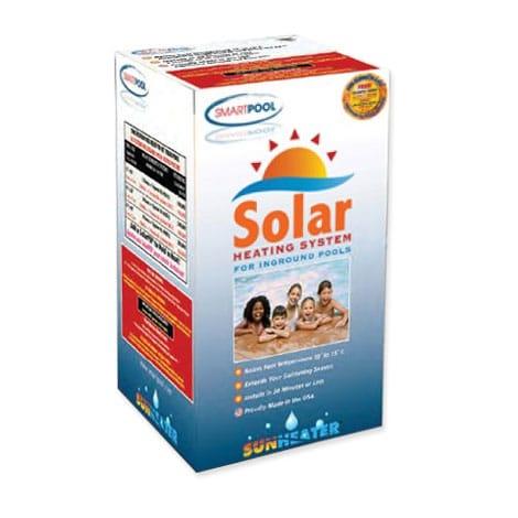 Sunheater Sunheater Solar Panels Swimming Pool Kit