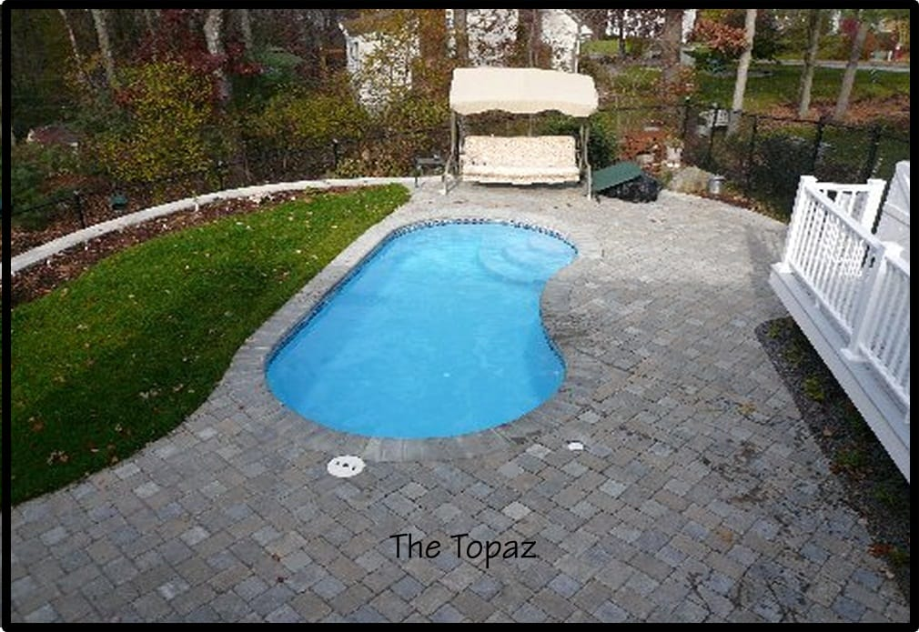 Pool Kit Styles Swimming Pool Kits Inground Pool Kits