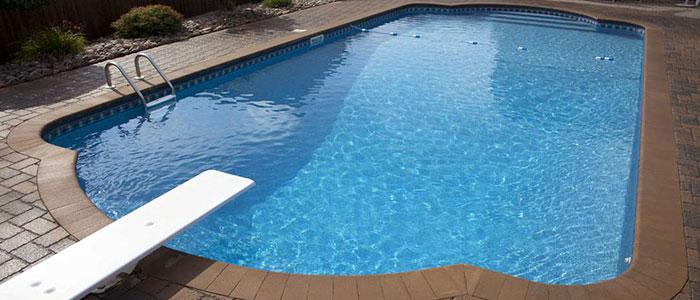 Roman End Swimming Pool Kit