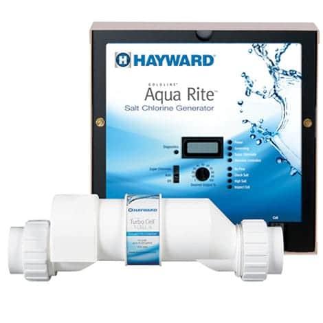 Swimming Pool Kit Salt Water System