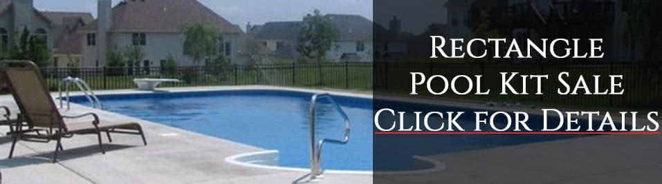 Inground Pool Kits Sale