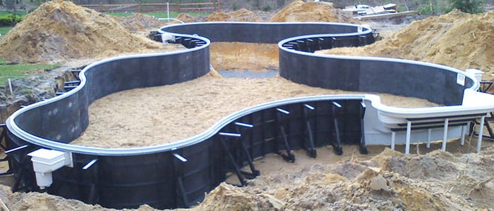 Dubai pool kit construction swimming pool kits pool for In ground pool contractors