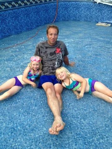 Davis Inground Pool Kit
