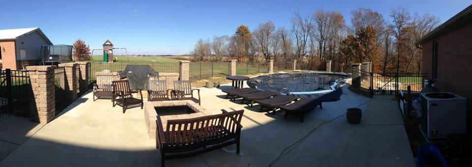Swimming Pool Kits Pool Warehouse The Inground Pool Kit Pros 2015 Home Design Ideas