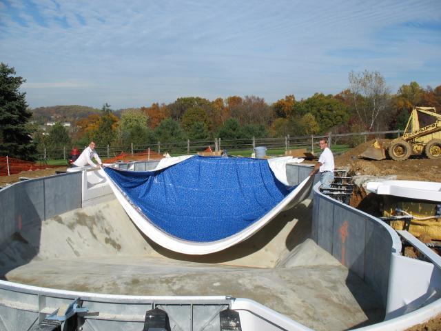 Empie InGround Pool Kit  Pool Warehouse