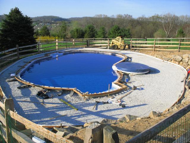 Empie in ground pool kit pool warehouse for Inground pool kits