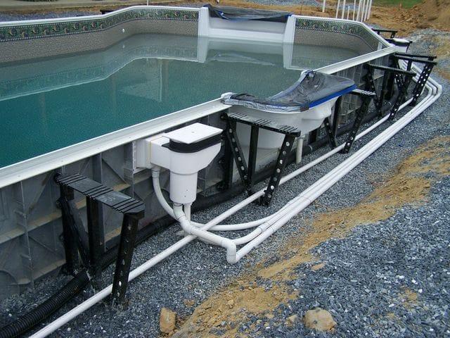 Tucker inground pool kit pool warehouse for Inground swimming pool kits