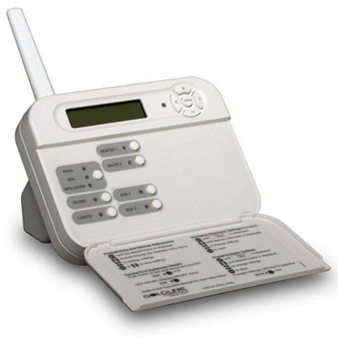 Aqua Plus Pro Logic Wireless Remote Controls