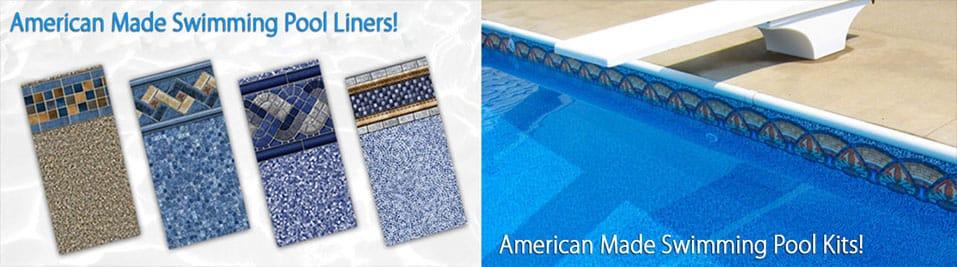 Swimming Pool Liner Patterns