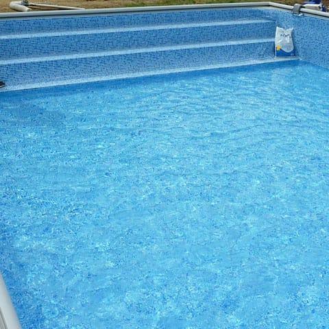 Steel In Ground Swimming Pool Steps Pool Warehouse