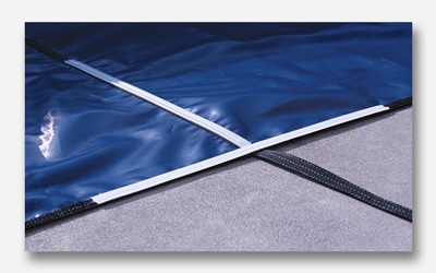 Solid Winter Vinyl Inground Pool Covers