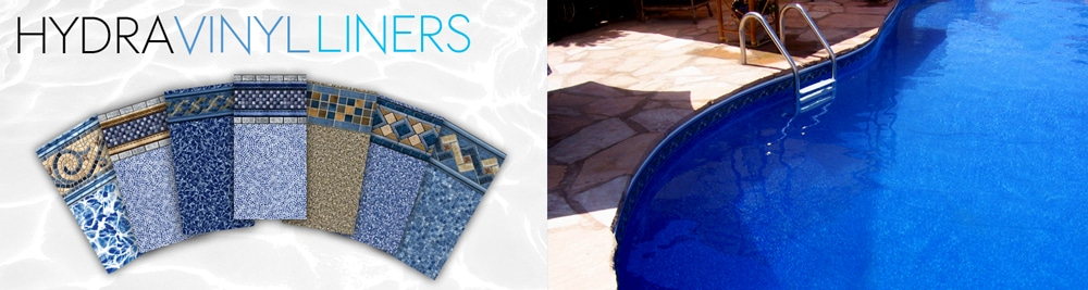 Hydra Pools Replacement Swimming Pool Liner