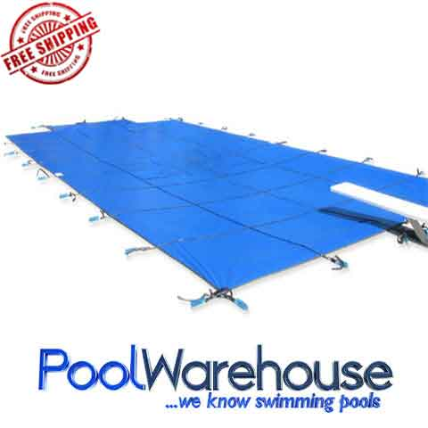 18 X 36 Safety Mesh Swimming Pool Covers