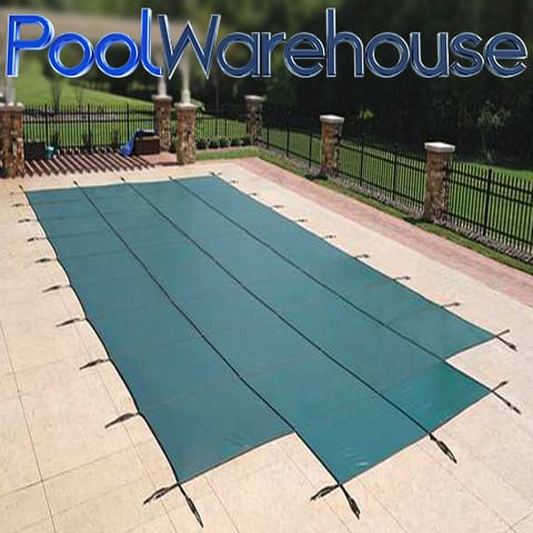 12 X 20 Safety Mesh Swimming Pool Cover In Ground