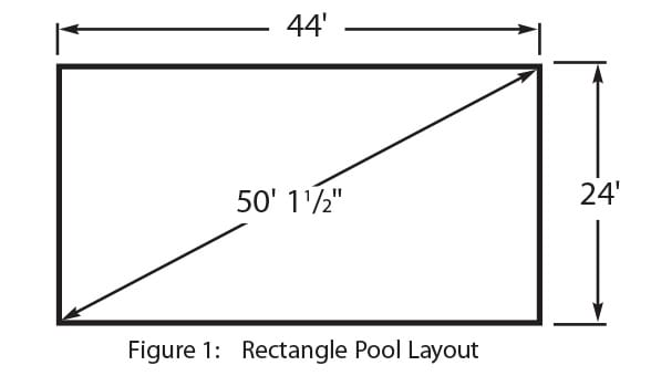 Rectangle In-ground-Pool-Kit-Layout