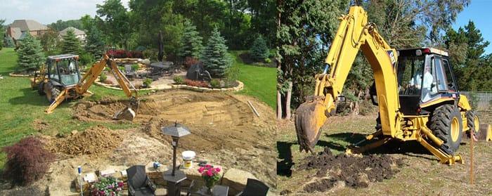 Swimming Pool Kit Excavation