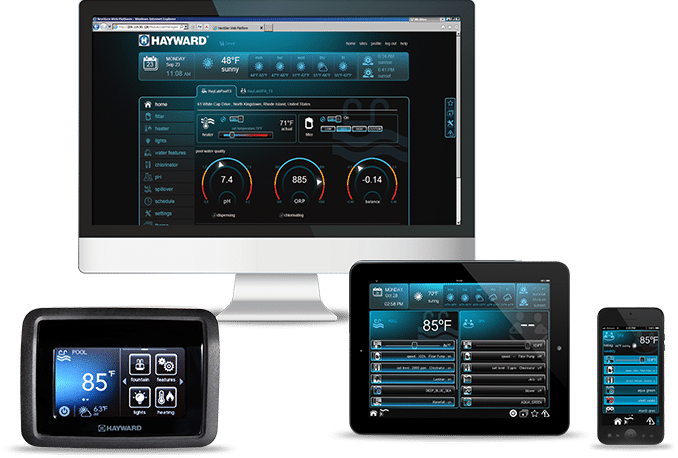 Hayward Omnilogic Wireless Network Antenna