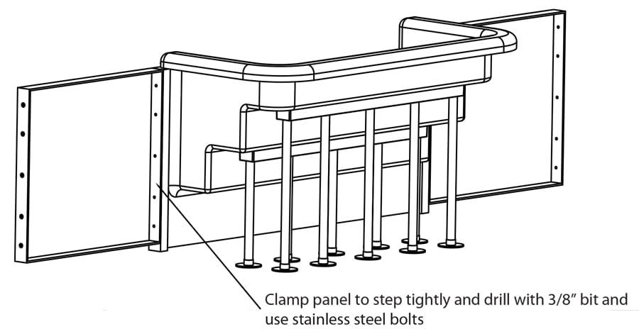 Inground-Swimming-Pool-Step-Installation