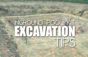 Inground Pool Kit Excavation Tips