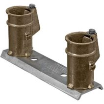 Bronze Anchor for In Ground Pool Handrail Or Ladder