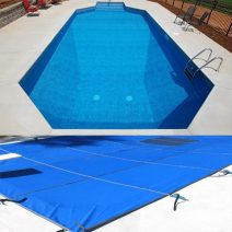 Grecian Swimming Pool Covers