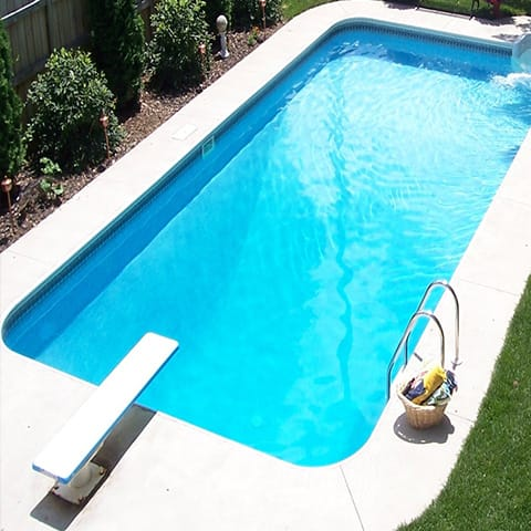 20 X 50 Rectangle In Ground Swimming Pool Kit