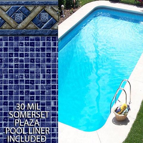 Inground Swimming Pool Kit Sale