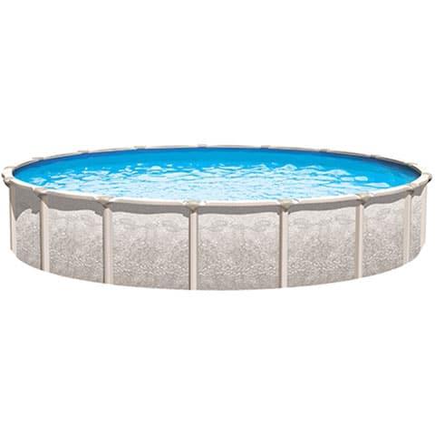 12 Ft Round Magnus Above Ground Swimming Pool Kit