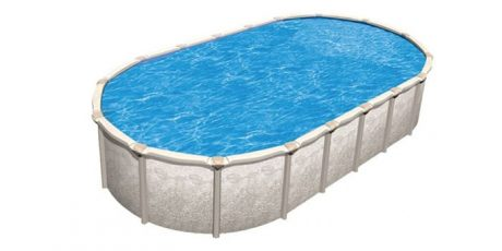 Magnus Oval Above Ground Swimming Pool Kit