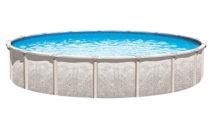 "Round 54"" Deep Magnus Above Ground Pool Kit"