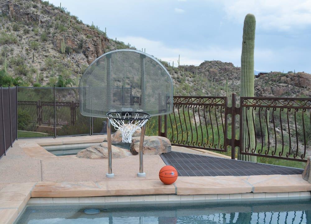 Swimming Pool Basketball Goal Pool Warehouse