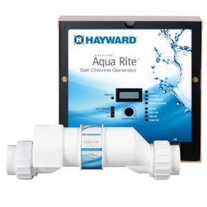 Hayward AQR9 Aqua Rite In-Ground Pool Salt Water Chlorine Generator 25,000 Gallon System