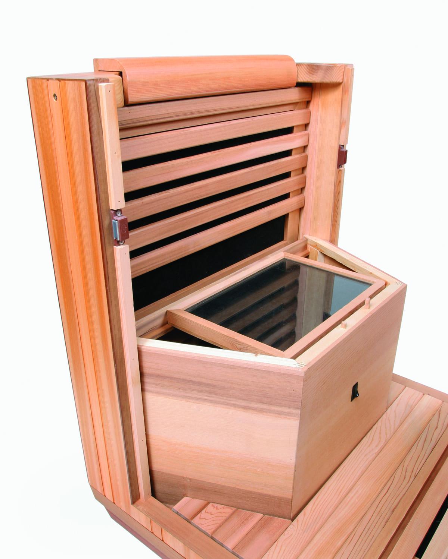 Health Mate Essential Personal Infrared Sauna