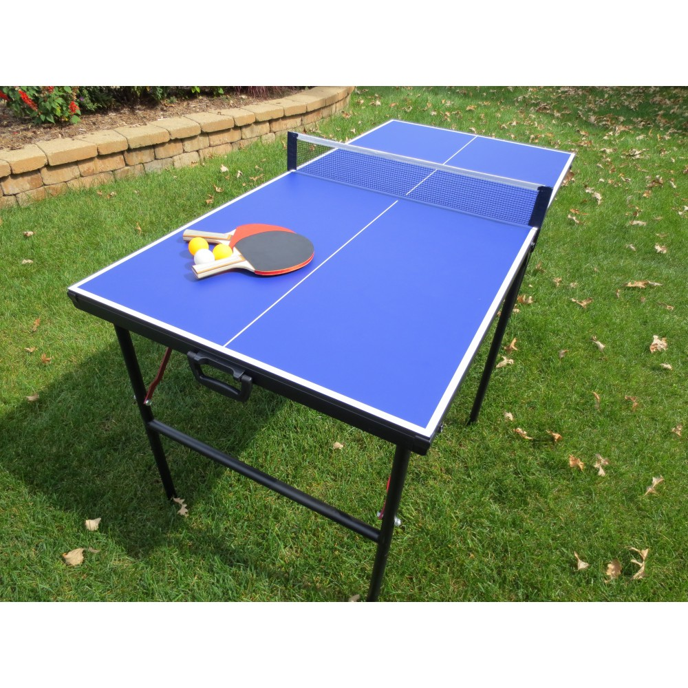 Crossover 60 In Portable Table Tennis Table