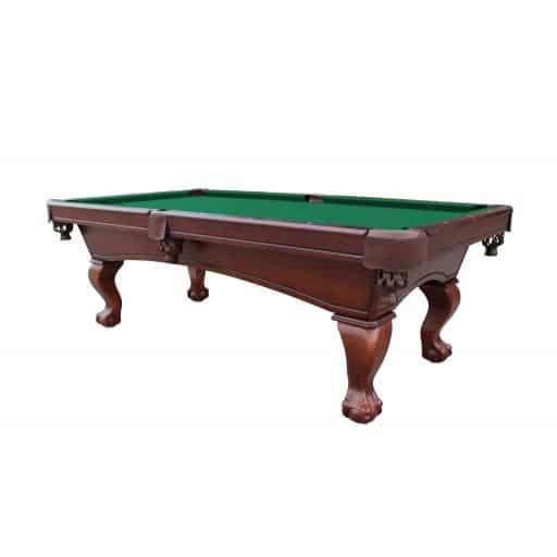 Westport 8 Ft Antique Walnut Slate Pool Table Warehouse
