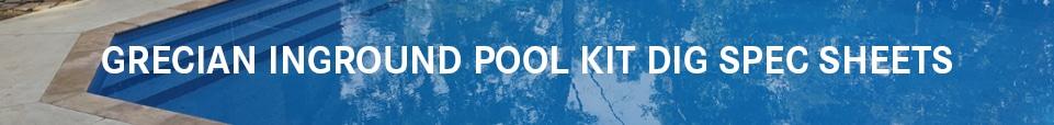 Pool Kit Dig Sheets