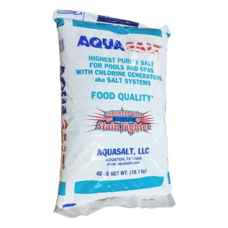 AquaSalt Pool Salt for Swimming Pool Chlorine Generators
