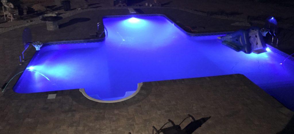 Large Swimming Pool Kit